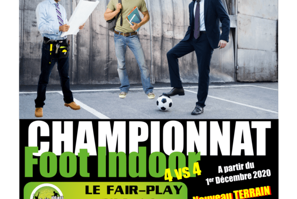Championnat Foot Indoor 4vs4